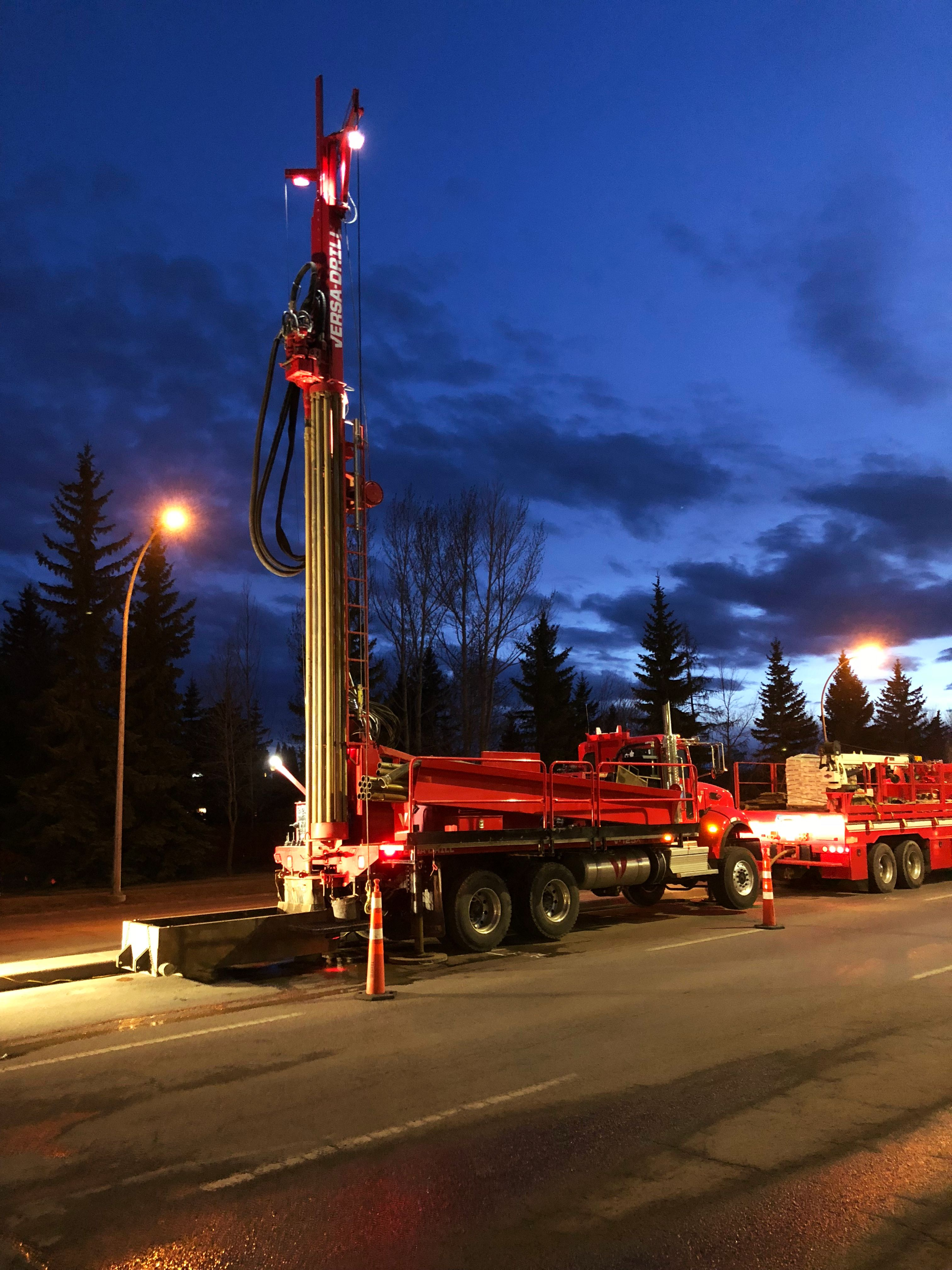 commercial water wells summers drilling