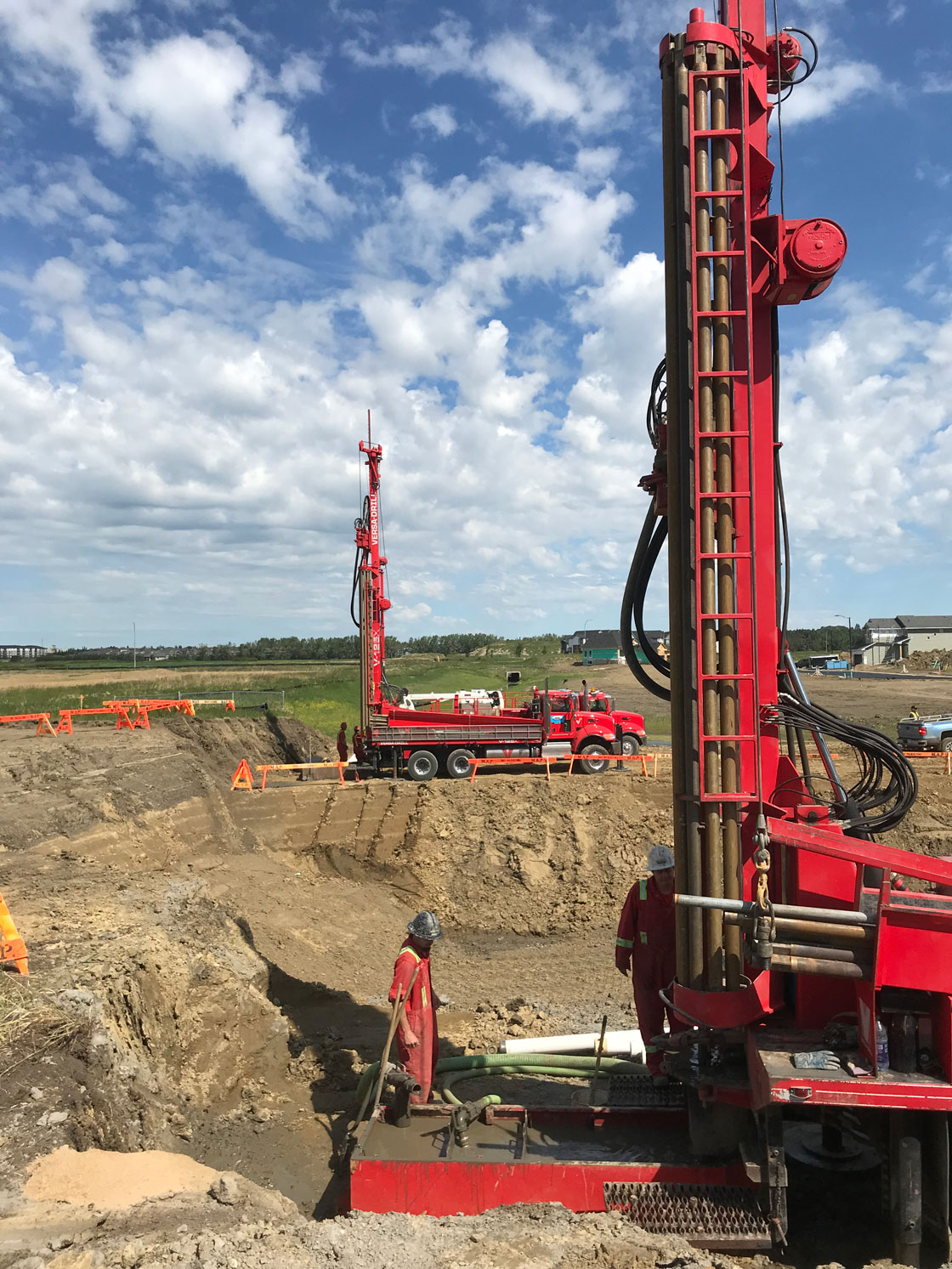 Summers Drilling Pit 2