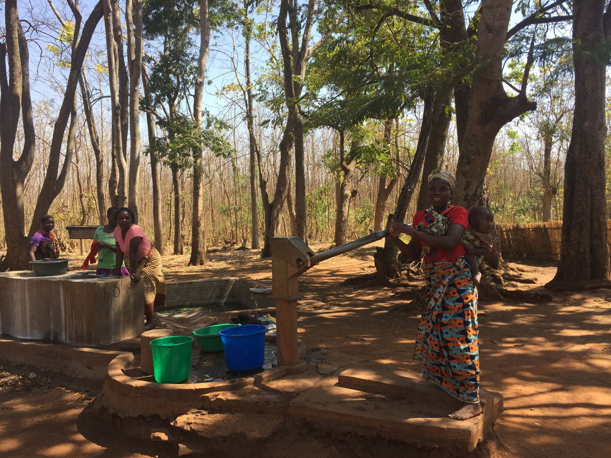 Shade Well Africa Pump