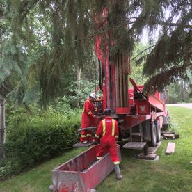 Summers Drilling Tree